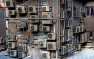 מנועי מזגנים בהודו