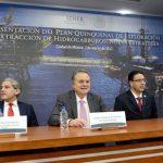 קולדוול מציג תכנית חומש לחיפוש ולהפקה במקסיקו