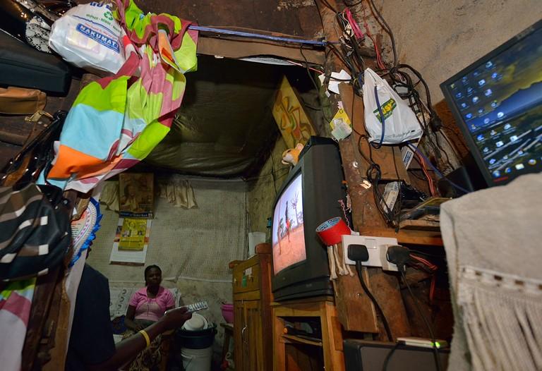עוני אנרגטי באפריקה