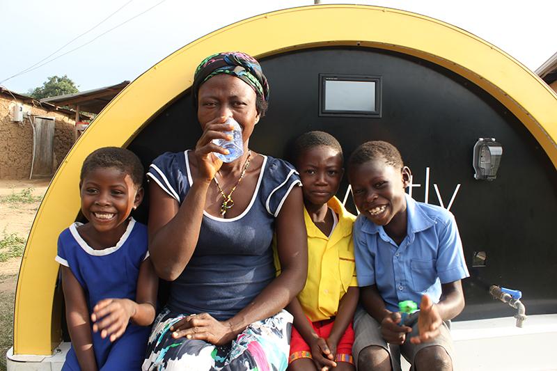 מתקן הניסוי של ווטלי בגאנה