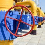תחנת דחיסה של חברת נפטוגז האוקראינית