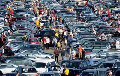 שוק מכוניות יד שנייה