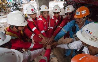 פרויקט 'מלאמפאיה - גז לחשמל' של חברת 'של' בפיליפינים