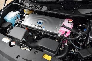 מנוע של תא דלק מימני