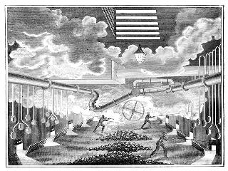 ייצור מימן במאה ה-19