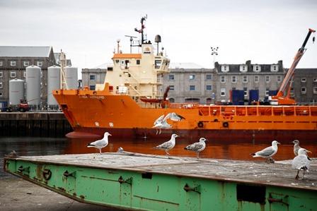 נמל הנפט באברדין