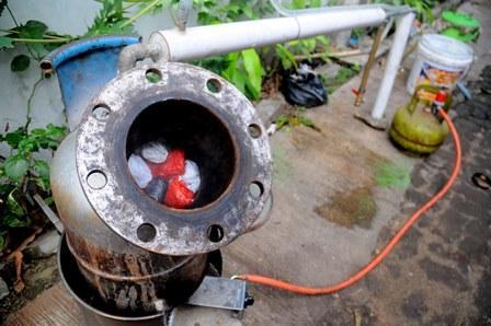 מחזור פלסטיק לדלק בג'קרטה 3