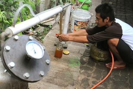 מחזור פלסטיק לדלק בג'קרטה