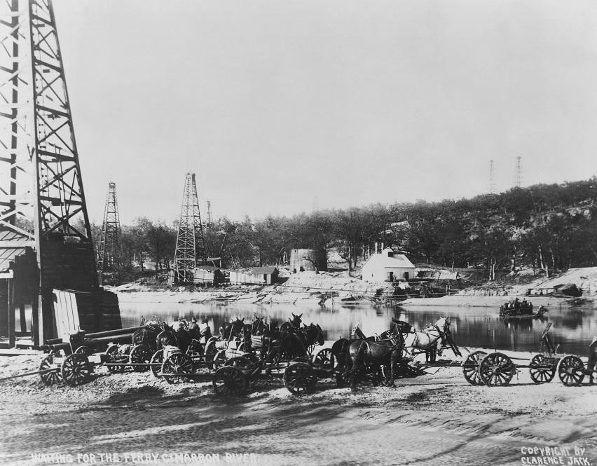 שדות הנפט של קאשינג