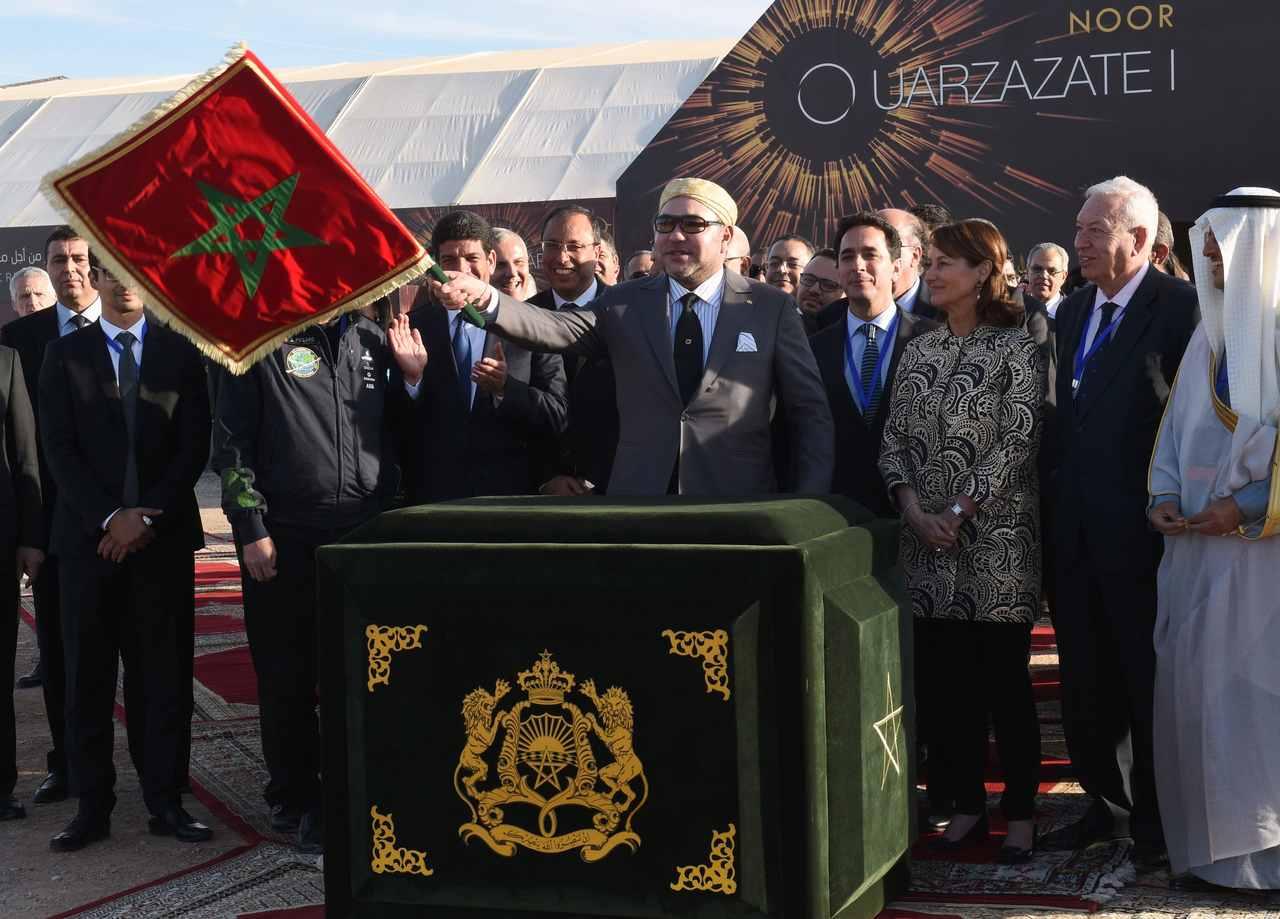 חשמל סולארי במרוקו