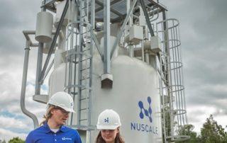 כור מודולרי של חברת NuScale