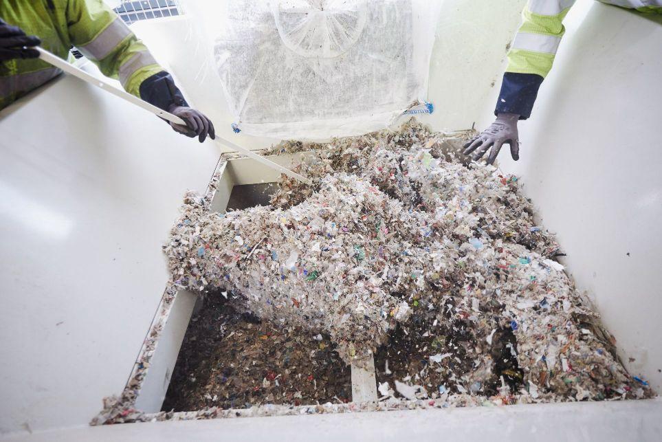 מחזור פלסטיק